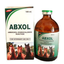 Ambroxol Hydrochloride Injection 6 mg/ml (Vet)