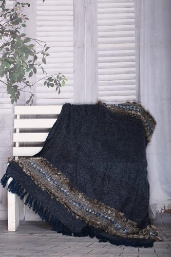 Hand Made- Fur Throws