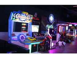 Smaaash Indoor Games