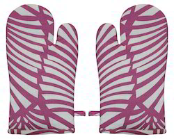 Zibra Design Printed Glove