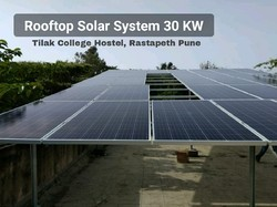 30KW Rooftop Solar Systems
