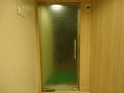 Designer Toughened Glass Door