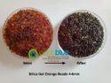 Orange Silica Gel Beads-Orange to Dark Green Indicating Type