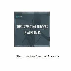 Thesis Writing Services Australia