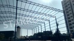 Factory Roofing Sheds