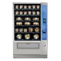 Hot Fresh Food Vending Machine