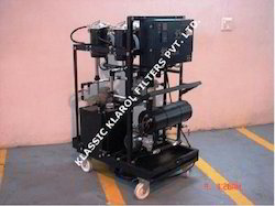 Hydraulic Oil Cleaning Machine