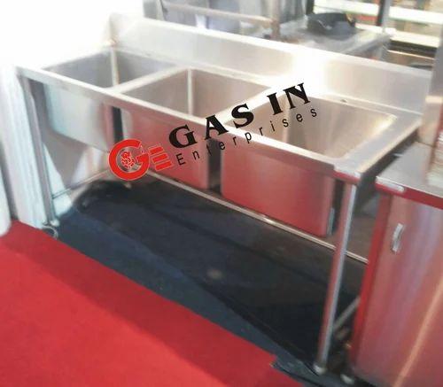 Kitchen Sink Unit Sizes: Kitchen Three Sink Unit Manufacturer