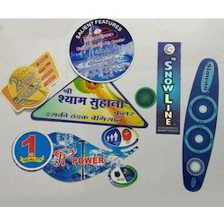 Designer Vinyl Stickers