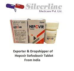 Hepcvir Sofosbuvir Tablet