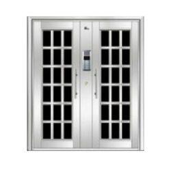 Entrance Stainless Steel Door