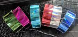 Rainbow Holographic Decorative Tapes