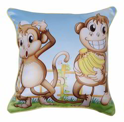 Cartoon Printed Cushions