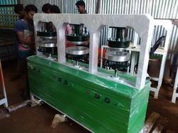 Leaf Plate Making Machine