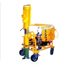 Utiform Gypsum Plastering Machine