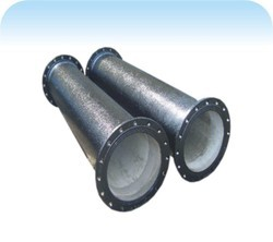 Ductile Iron Double Flange Pipe