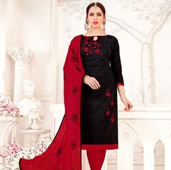 Exclusive Ladies Cotton Salwar Suit