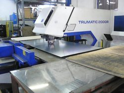 Refurbished Used Trumpf Turret Punch Press