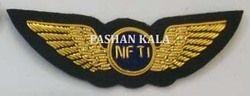 Handmade Embroidery Badges