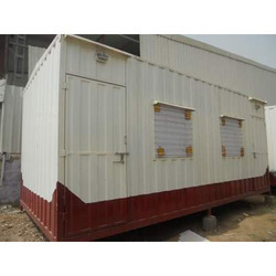 Prefabricated Bunkhouse for food industry