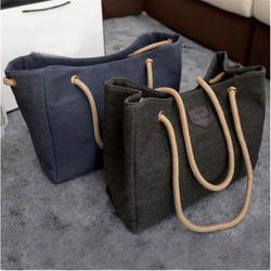 Fashionable Canvas Bags