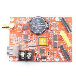 HD W61 Control Card