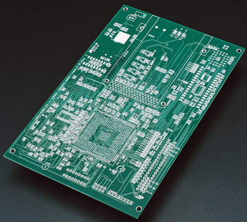 PTH Printed Circuit Boards - Home Appliances Double Sided PTH PCB ...