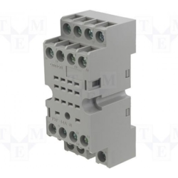 2 Pole Front Mounting Socket