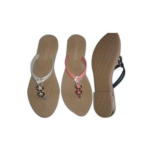 Girls Fancy Slipper, Size: 6-10, Rs 120