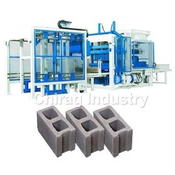 CI 4200 Automatic Hollow Wall Multi Brick Machine