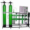 3000 LPH Mineral Water Plant