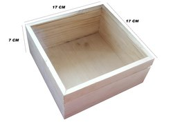 Wooden Jewelry Box Cum Vanity Storage Box