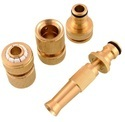 Brass Hose Pipe Connectors