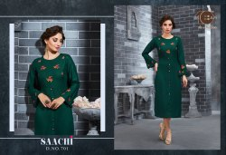 10AM Bell Sleeves Kurti