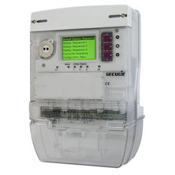 Secure Digital Electric Meter