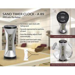 Sand Timer Clock