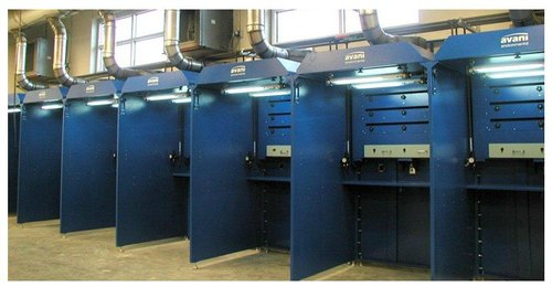 Welding Booth Manufacturer From Pune