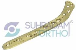 Tibial Lateral Locking Plate - Left