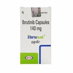 Ibrunat - Ibrutinib 140 mg Capsules
