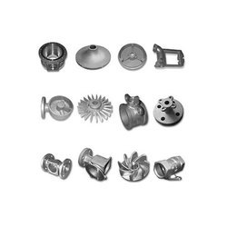 Investment Casting Pumps Spare Parts