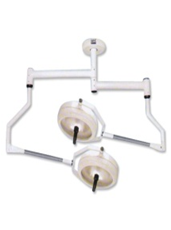 Mediplus -OT 20 Double Dome Light with Fiber