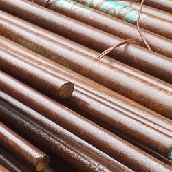 1.0550, HC380LA Steel Round Bar, Rods & Bars
