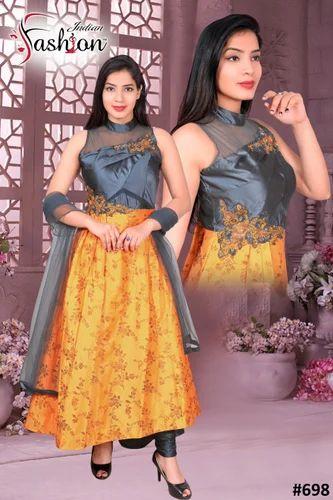 596f0315116 Ladies Designer Suit - Designer Wedding Suit Manufacturer from Delhi