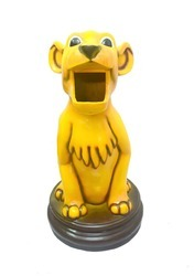 Baby Lion Dustbin -Small Size