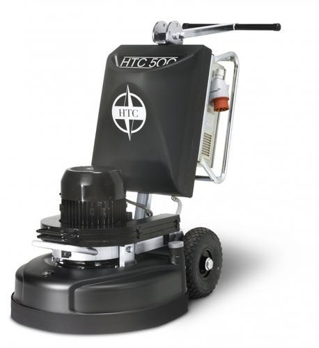 Concrete Grinding And Polishing Htc 500 Floor Grinder