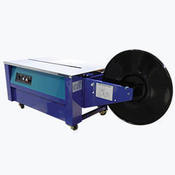 Low Table Semi Auto Box Strapping Machine