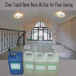 Clear Liquid Epoxy Resin