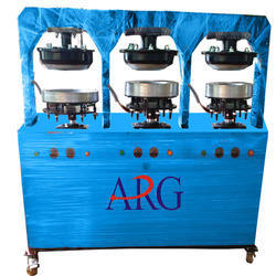 Automatic Areca Nut Leaf Making Machine