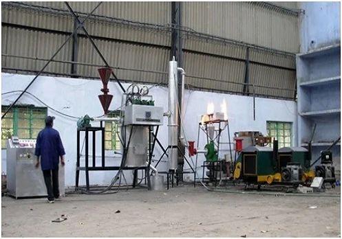 Plasma Gasification Plant Soild Waste Treatment Plant