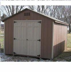 Prefabricated Storage Shed